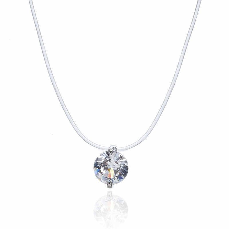 Nouveau ensemble de bijoux pour 2019 argent couleur boucle d'oreille pour les femmes sirène larme collier NE + NA fille cadeau mariages bijoux