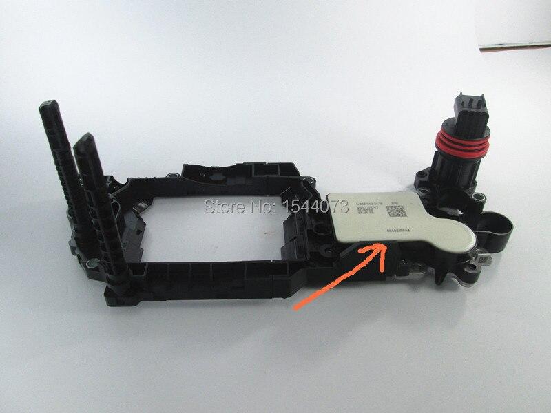 купить 10pcs Brand New Automatic transmission electronic control unit ECU 722.8 Cover For Mercedes Benz по цене 33658.76 рублей