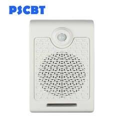 PSCBT PIR датчик движения крик коробка активированный плеер Хэллоуин, привидения дом пугающий звук настенный голосовой динамик