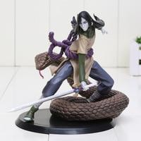 New Nice 15cm Japanese Anime Figure Naruto Orochimaru Pvc Action Figure Collectible Model Toys