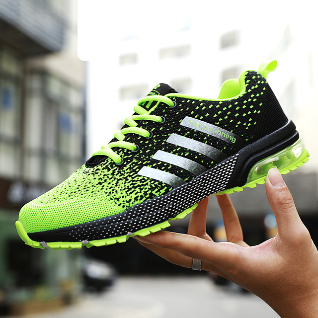 c537475a64e Men Sneaker Sport Air Running Knitted Zoom Weaving Outdoor Flywire Shoes  Fly Flex RN Zoom Utility