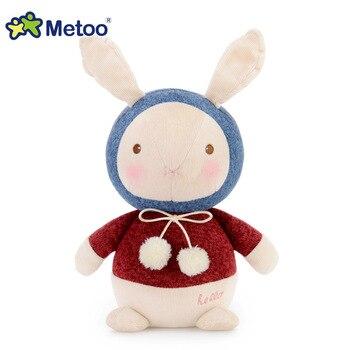 Мультяшный плюшевый кролик Metoo 6