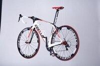 DISCOUNT Costelo VENTOUX Carbon Road Bicycle Complete Cheap Road Bikes DIY T1000 Bicicleta Carbono Full Carbon