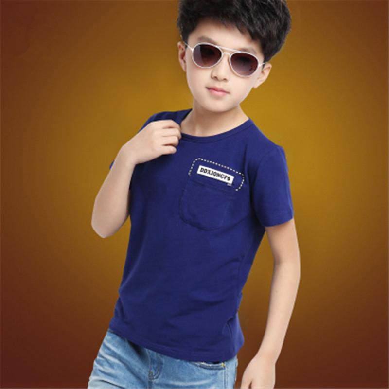 Boy Clothes Menino T Shirt Boys Tshirts Kids Summer