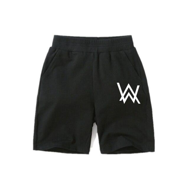 子供ファッション AW パンツ夏綿の少年のパンツアランウォーカーヒップホップ底リトルボーイ服ポケットパターン子供のショーツ