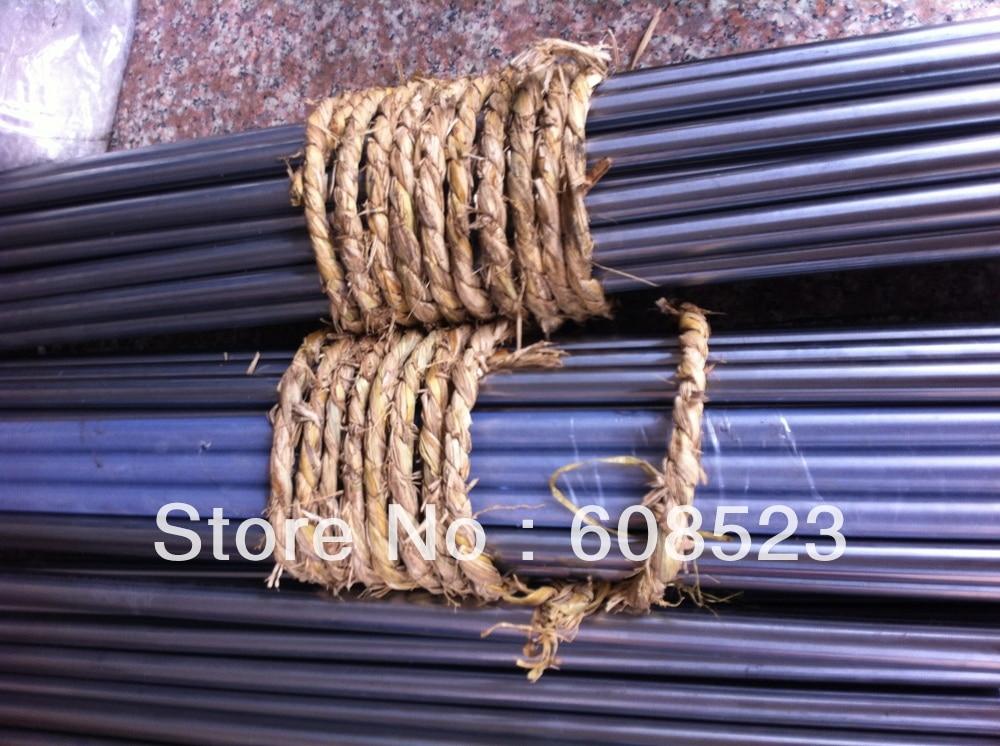 4pcs Precision Cylinder Linear Rail Shaft 6mm * 200mm linear shaft rail high precision guideway linear rail unit