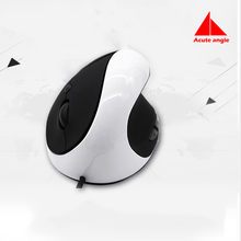 Cable Vertical Mouse mice hand 2000 DPI adjustment vertical grip vertical digital devices mouse dwelling laptop workplace mouse