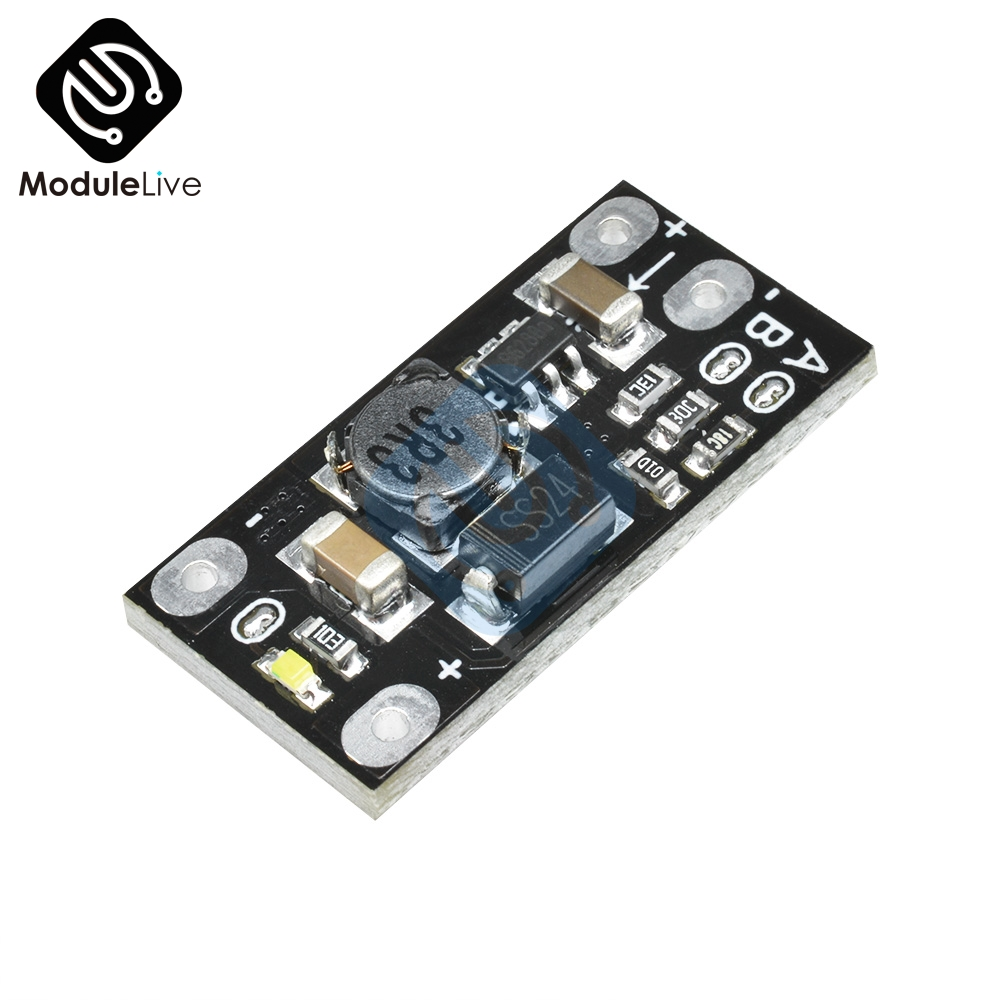 New Multi-function Mini Tiny Boost Module Step Up Board 5V/8V/9V/12V 1.5A LED Indicator Diy Electronic Module High Quality