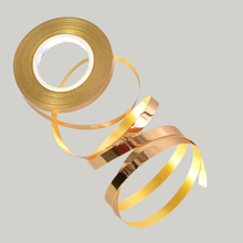6pcs/Lot Balloon Rope Laser Ribbon Rose Gold Home Decor Wedding Party Decoration