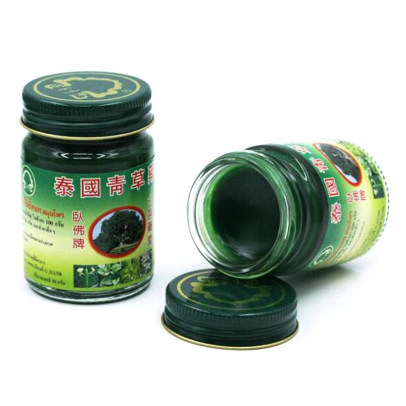 Thailand Tiger Balm Refresh Skin Care Herbal Cream Dizziness Headache Treatment Thai Pain Ointment Mosquito relieve itching U4 джемпер женский vis a vis цвет светло зеленый vis 0289 размер xl 50