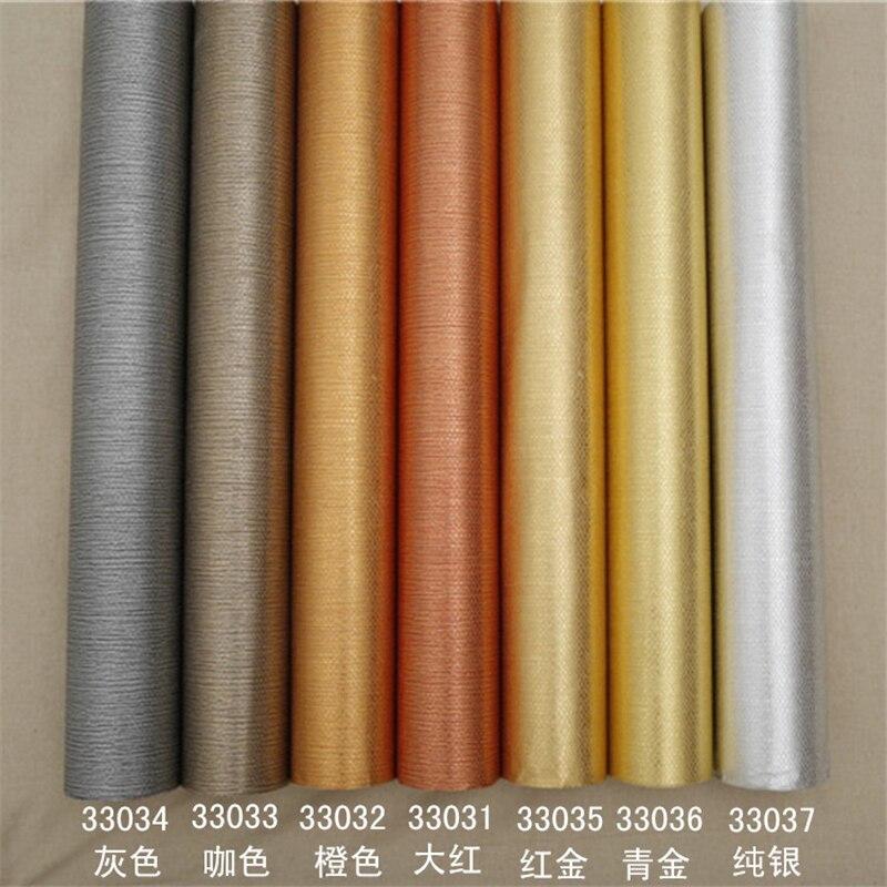 Beibehang magnifique imitation motif feuille d'or papier peint plafond hôtel KTV divertissement gris argent papier peint