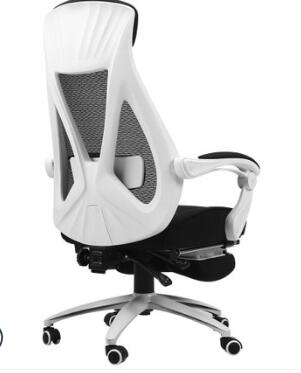 Купить с кэшбэком .Real leather reclining massage chair..Computer chair home lift office chair..