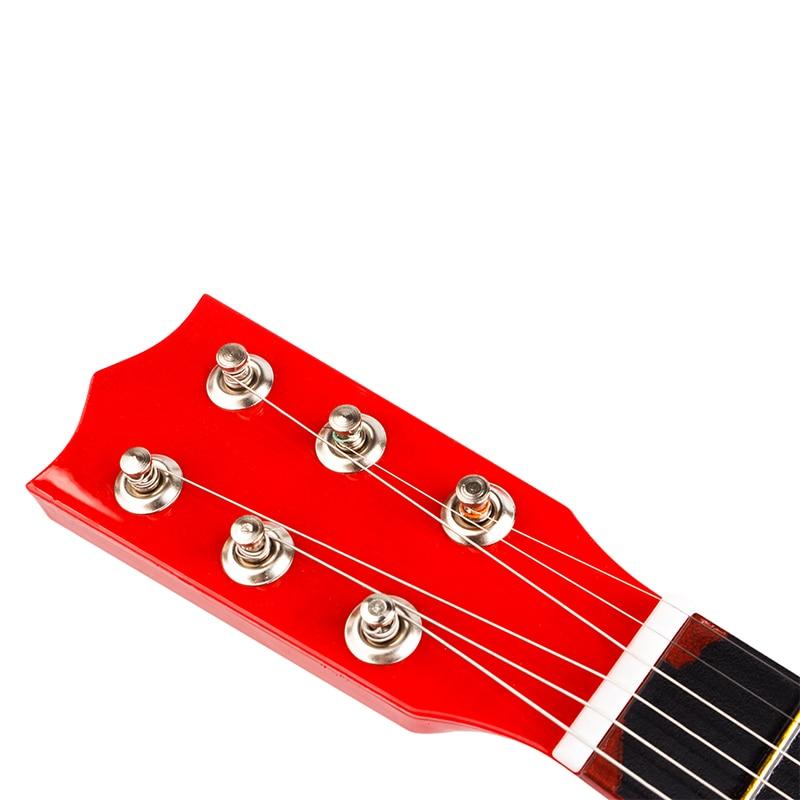 SOACH ukulele concert 21 Inch 6-snarige akoestische gitaar Kids - Muziekinstrumenten - Foto 4