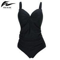 2017 New Arrival Summer Women Swim Wear Plus Size Large Cup Swimwear One Pieces Bathing Suits