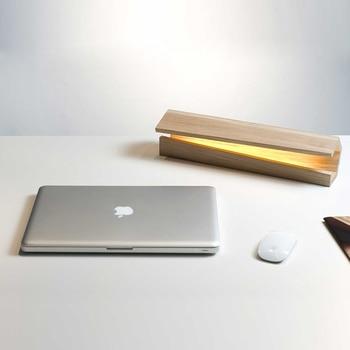 Solid Wood Decorative Floor Lamp USA
