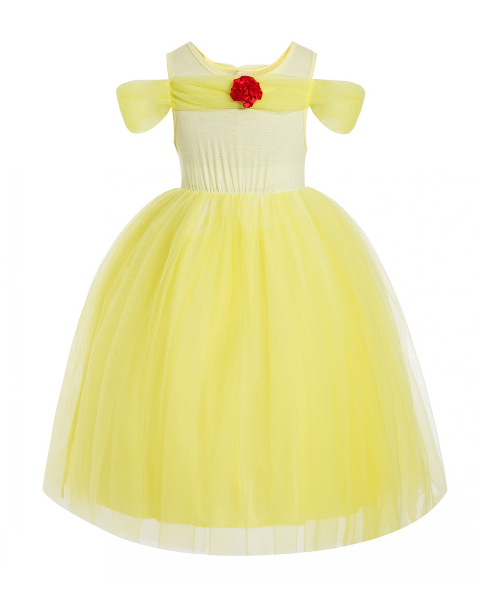 Belle tutu dress (2)