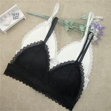 Women underwear Comfortable Lace bralette Wireless bra