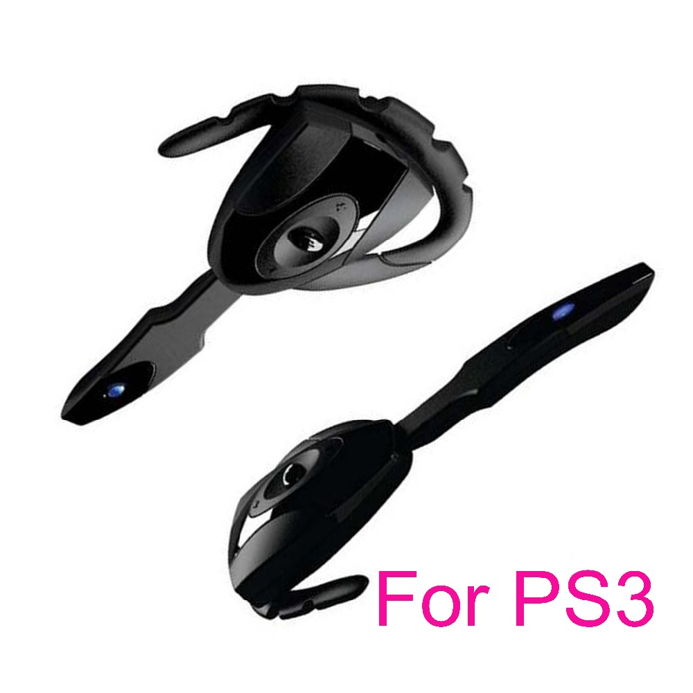 10pcs Wireless Bluetooth sport earphone handfree headset ear hook headphones with mic for iphone for PS3 game console
