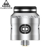 Augvape OCCULA RDA Atomizer 5ml 24mm Innovative Internal post Clamp Design Big M3 Screws Dual Downward Airflow Vape Tank