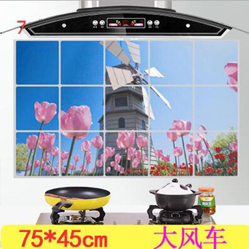 HTB1bnVVOXXXXXaPXFXXq6xXFXXXu - kitchen Anti-smoke Decorative wall sticker Resistant to high aluminum foil tiles cabinet