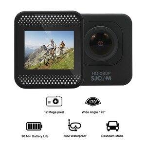 Image 2 - Orijinal SJCAM M10 spor eylem kamera Full HD 1080P dalış 30M su geçirmez kamera DVR kamera M10 spor DV cam
