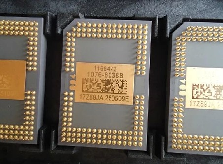 100% New Projector Chip new version 1076-6038B 1076-6338B 1076-6039B 1076-6439B 1076-601AB Connector 1076 6038b 1076 6039b 1076 601ab second hand projector dmd chip for ben q mx301 mp626 with 30 days warranty