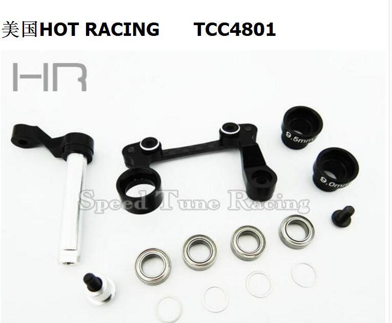 HOT RACING TAMIYA CC01 Aluminum Alloy Steering Set