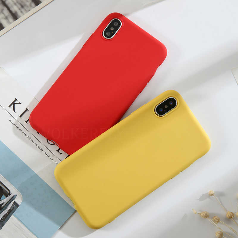 Soft TPU Cover Case for Xiaomi Mi 9 8 SE 6X A2 Lite A1 5X Back Cover Redmi 7 Note 7 5 6 Pro Plus Redmi Go 4X 5A 4A Silicone Case