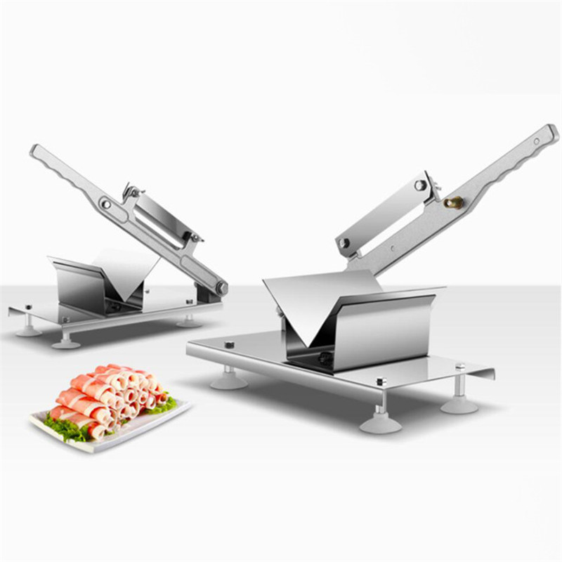 BEIJAMEI Manual Beef and Mutton Meat Slicer Home Mutton Fat Beef Rolls Machine Hand Small Cut Mutton Machine цена 2017