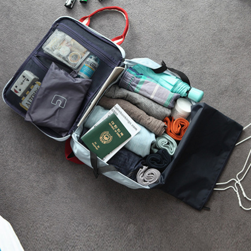IUX New Fashion Travel Veske WaterProof Unisex Travel Handbags - Bagasje og reiseposer - Bilde 2