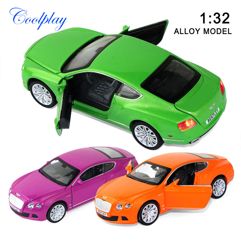 Alloy Car Model 1:32 Scale High Simulation Flashing & Musical Toy Vehicles Collections Educational Gift for Kids )