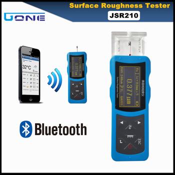 JSR210 tester chropowatości Bluetooth przenośny miernik chropowatości powierzchni Ra Rz tanie i dobre opinie Brak NoEnName_Null
