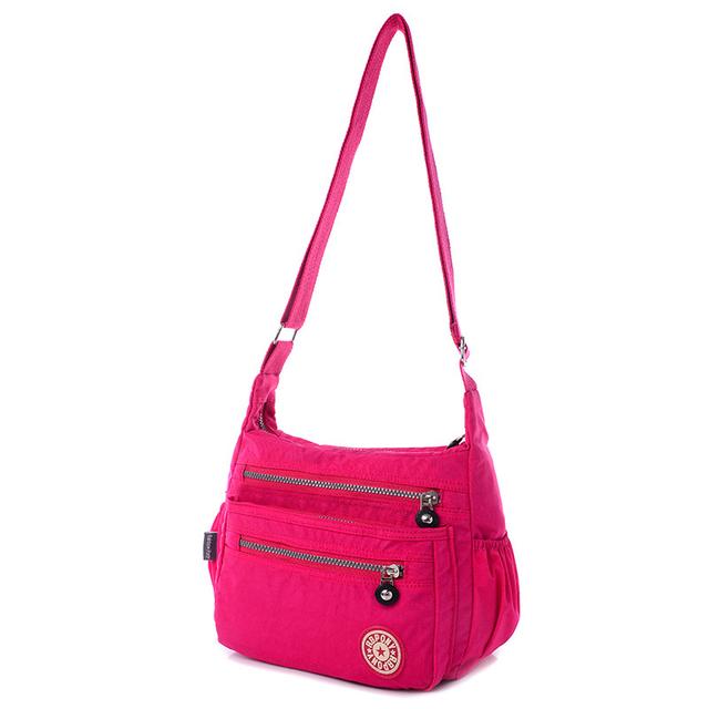 RAINBOW PONY Women Messenger Bag Nylon Women Bags Shoulder Crossbody Bags Fashion Ladies Handbags School Bags Sac A Main AC001