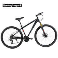 Mountain Bike MTB 24 Speed 29 Inch Aluminum Alloy Frame Bikes Male And Female Adult Students