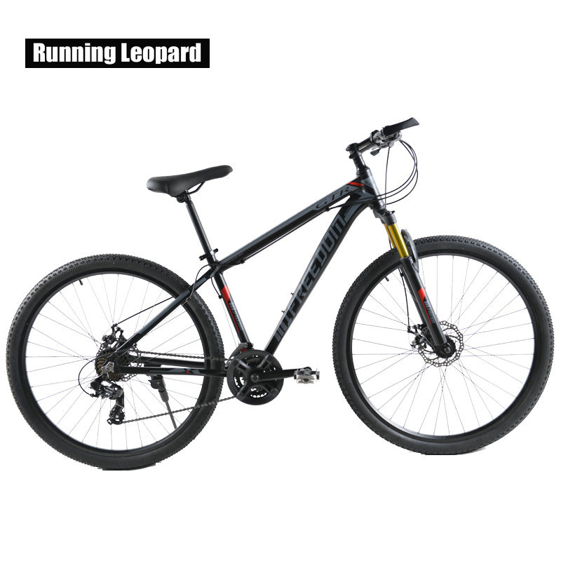 Mountain Bike, MTB 24 Speed 29 Inch Aluminum Alloy Frame Bikes, Male And Female Adult Students Juvenile Bicycle 17 inch mtb bike raw frame 26 aluminium alloy mountain bike frame bike suspension frame bicycle frame