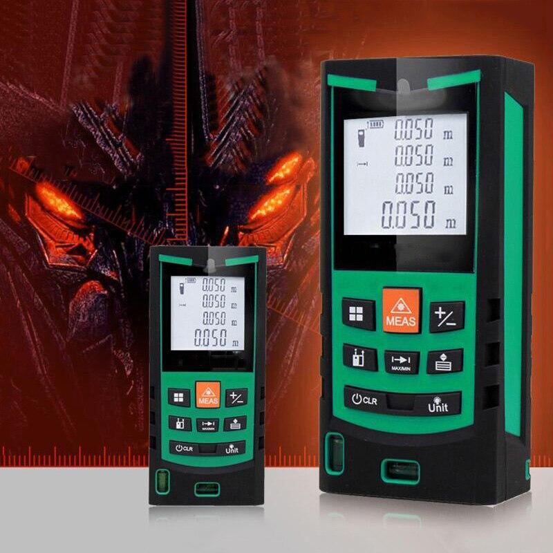 Laser Rangefinder 40M 60M 70M range finder handheld laser rangefinder electronic ruler instrument equipment ruler test tool