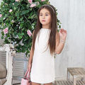 Children Baby Girl Dress Clothing Party Gown Ball Formal Love Backless Princess Backless Gown Dress Girl