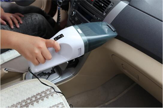 High-quality cleaner home wireless charging mini wet and dry car portable dust removal hand-held ultra-quiet home cleaning tools