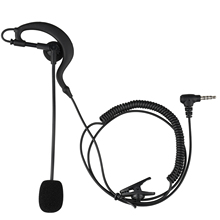 2015 Newest V6 and V4 stereo intercom earhook earphone fit for V4/V6 interphone rocky 518hv v4 0 v4 1 industrial control board isa half iong board