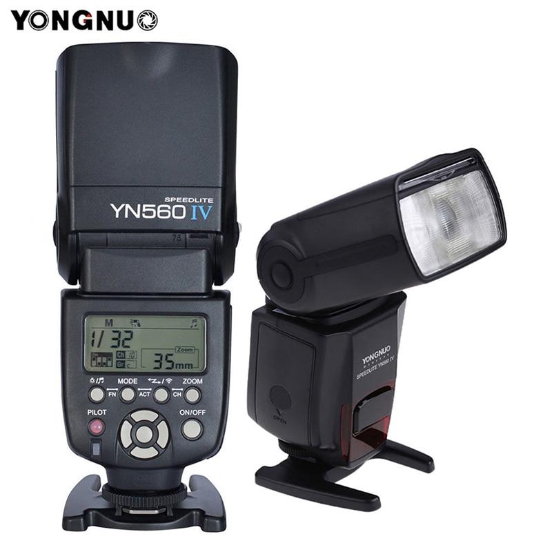 YONGNUO YN560 IV sans fil Flash Speedlite Master pour Canon Nikon Olympus Pendax appareils photo YONGNUO YN560IVYONGNUO YN560 IV sans fil Flash Speedlite Master pour Canon Nikon Olympus Pendax appareils photo YONGNUO YN560IV