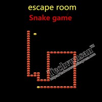 Секрет номер побег комнаты реквизит увлекательный Змея игры Опора со звуком игры агентство аналог игры рокер управления