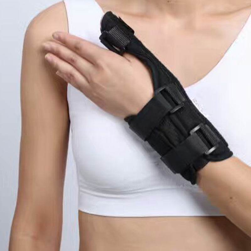 2017 Sale Wrist Brace Plasticity Aluminum Splints Joints From for Palm Not Affect To Check Wound S/m/l free Shipping