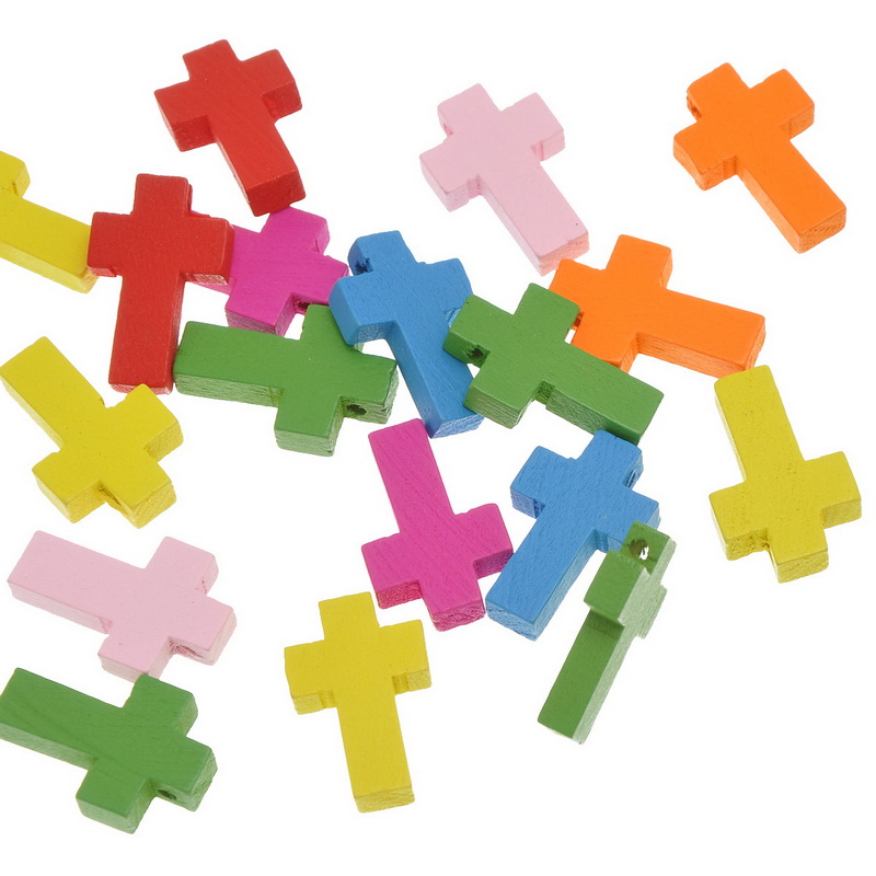 Online buy wholesale craft wooden crosses from china craft for Cheap wooden crosses for crafts