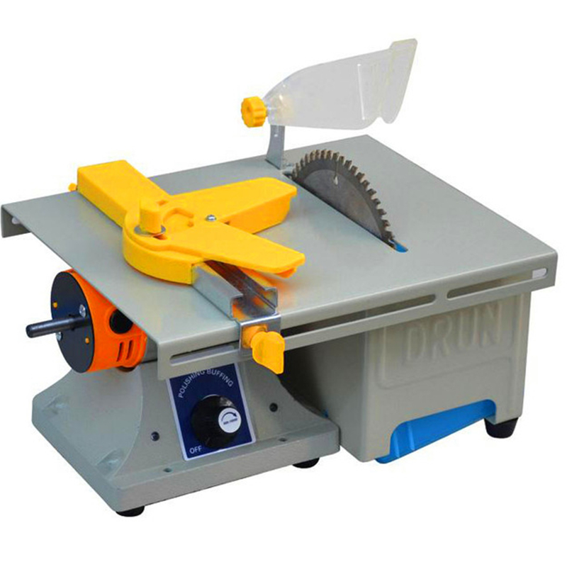 Diy Small Table Saw A Miniature Low Noise Household Model