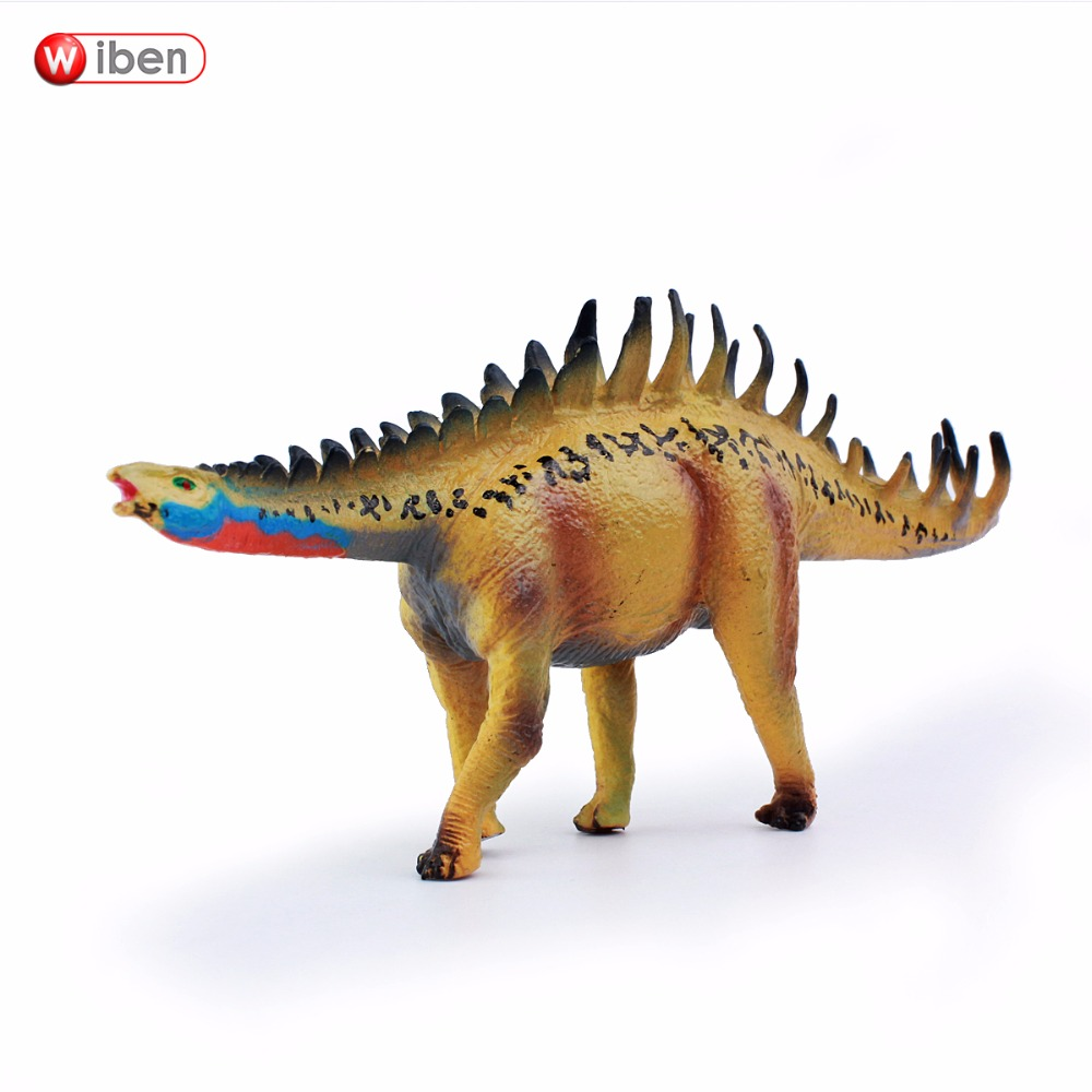 Wiben Jurassic Miragaia Dinosaur Toys Action Figure Animal Model Collection Leren & Educatief Kids Gift Klassiek Speelgoed