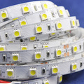 Cheapest 5m/lot DC24V 60leds/m SMD5050 LED Flexible Strip Light White/Warm white/RGB indoor outdoor Christmas Decoration Light