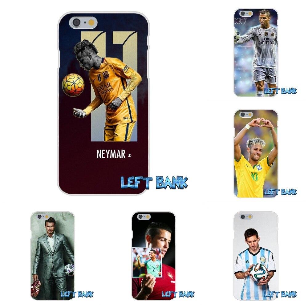 Soccer sports stars Silicon Soft Phone Case For Samsung Galaxy S3 S4 S5 MINI S6 S7 edge S8 Plus Note 2 3 4 5