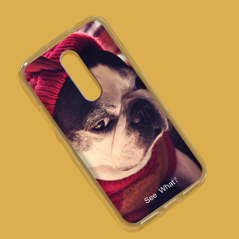 Soft Silicone <font><b>Case</b></font> For Coque <font><b>Motorola</b></font> <font><b>Moto</b></font> M XT1662 <font><b>Case</b></font> Cute Cartoon Patterned TPU Back Cover For <font><b>Moto</b></font> M <font><b>XT1663</b></font> Phone <font><b>Cases</b></font> image