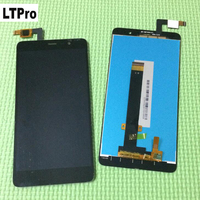 Top Sale Test Work Hongmi Note3 LCD Display Touch Screen Digitizer Assembly For Xiaomi Redmi Note