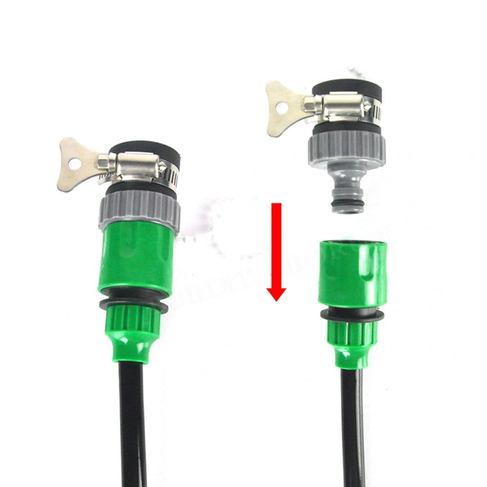 5 m 10 m 25 m Waterslang 4 / 7mm Micro drip Irrigatiesysteem DIY Tuin - Tuinbenodigdheden - Foto 5